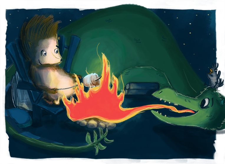 The Fire Thief - 3